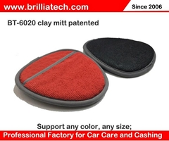 Multifunction car wash glove clay mitt soft Anti-scratch for car wash clay bar