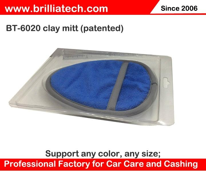 magic clay mitt