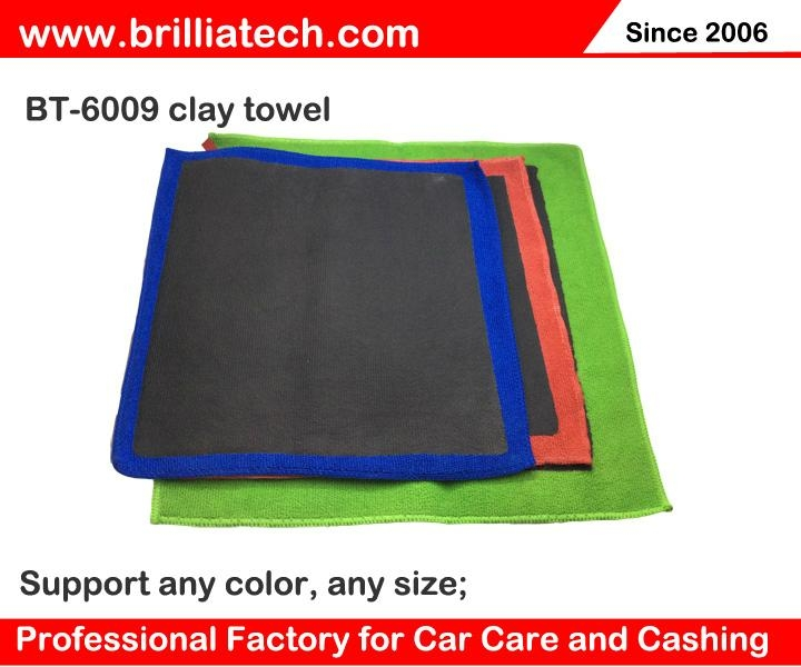 magic clay towel