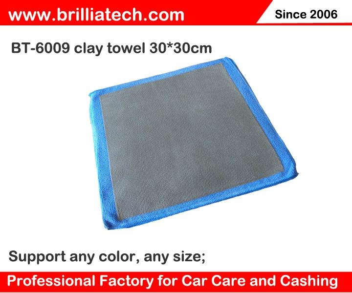 magic clay cloth
