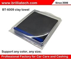 車用清潔魔朮火山泥毛巾加厚超細纖維家用汽車清潔毛巾布不掉毛