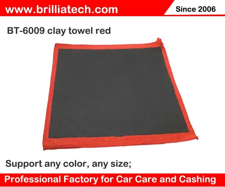 new magic clay towel