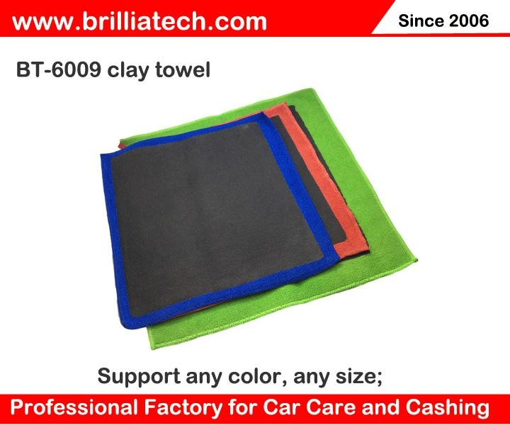 new magic clay cloth