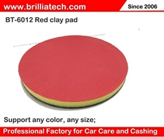 Clay bar sponge car washing pad polishing disc for car polisher car cleaningdisc