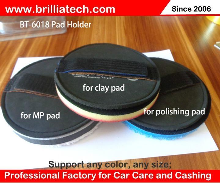 magic clay pad holder