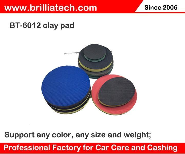nanoskin clay pad