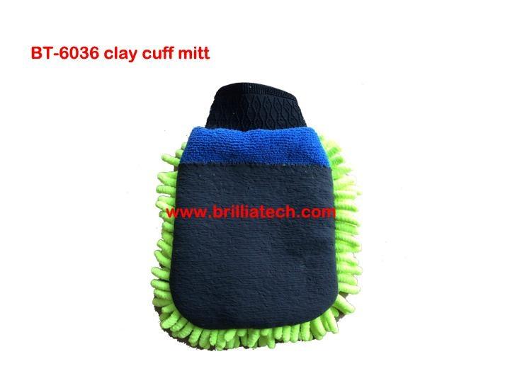 clay bar gloves