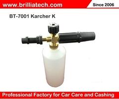 manual foam gun car wash gun car wash spray pump high pressure water gun