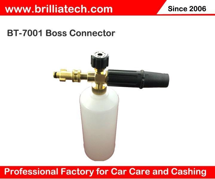 高压清洗机洗车机用 泡沫水枪 洗车用 高压泡沫壶 洗车器泡沫喷壶 6