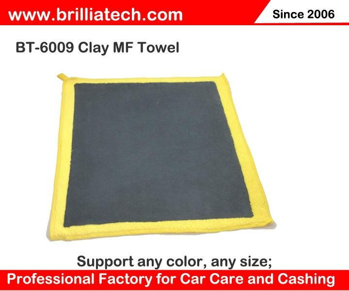 car  clay towel