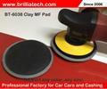 BT-6038 Microfiber Magic Clay Pad Car washing detailing clay sponge disc