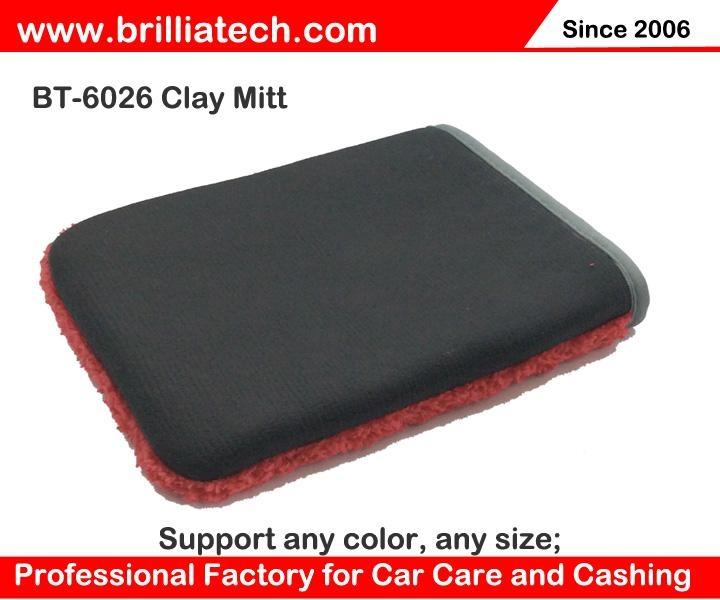 magic clay mitt