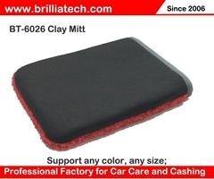 BT-6026 Magic Clay Mitt With Out Cuff  Fine Magic Clay Glove