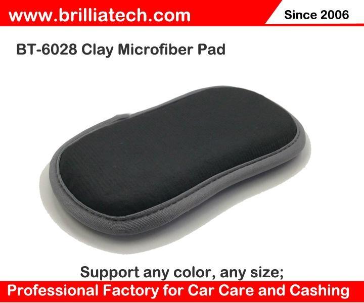 clay bar pad