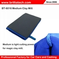 Magic Clay Bar Towel Mitt Pad