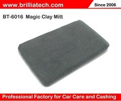 High Quality Magic Clay Bar Mitt Pad Car Wash Cleaning Detailing Wax Applicator