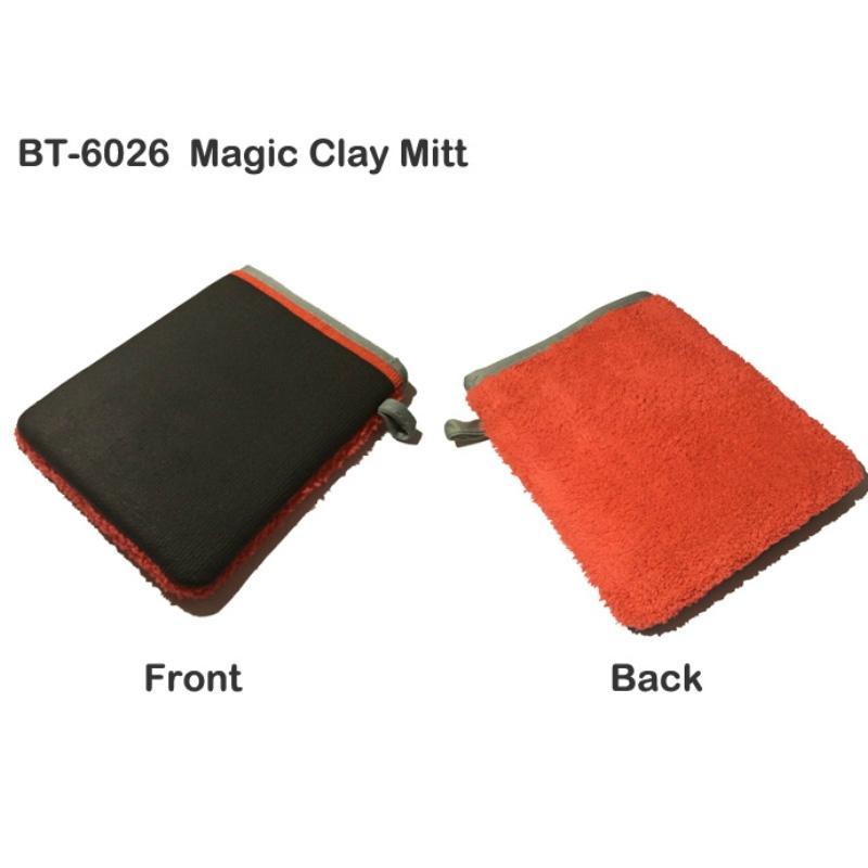 Magic Clay Towel Mitt