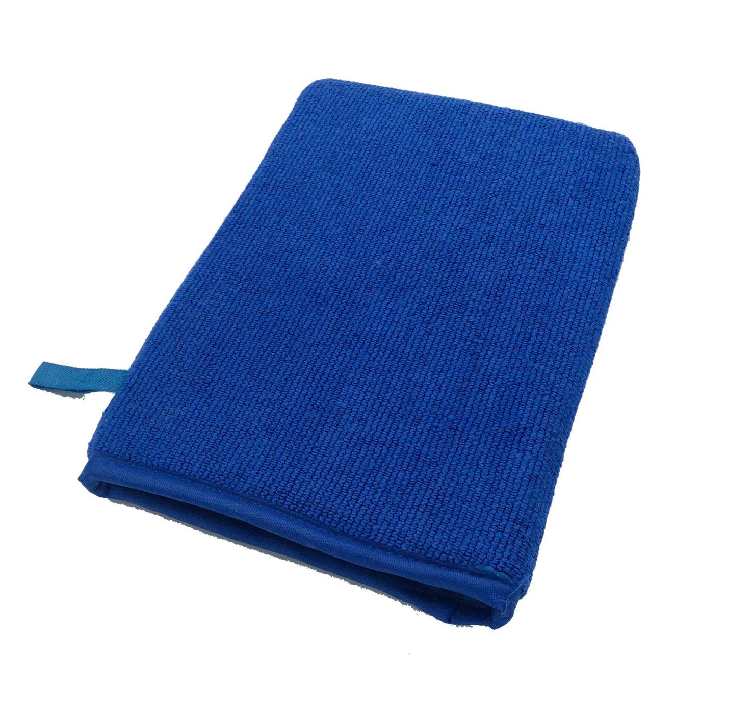 soft clay wash mitt