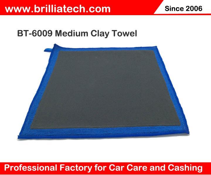 Magic Clay Towel Bar