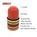 Magic Clay Pad Towel