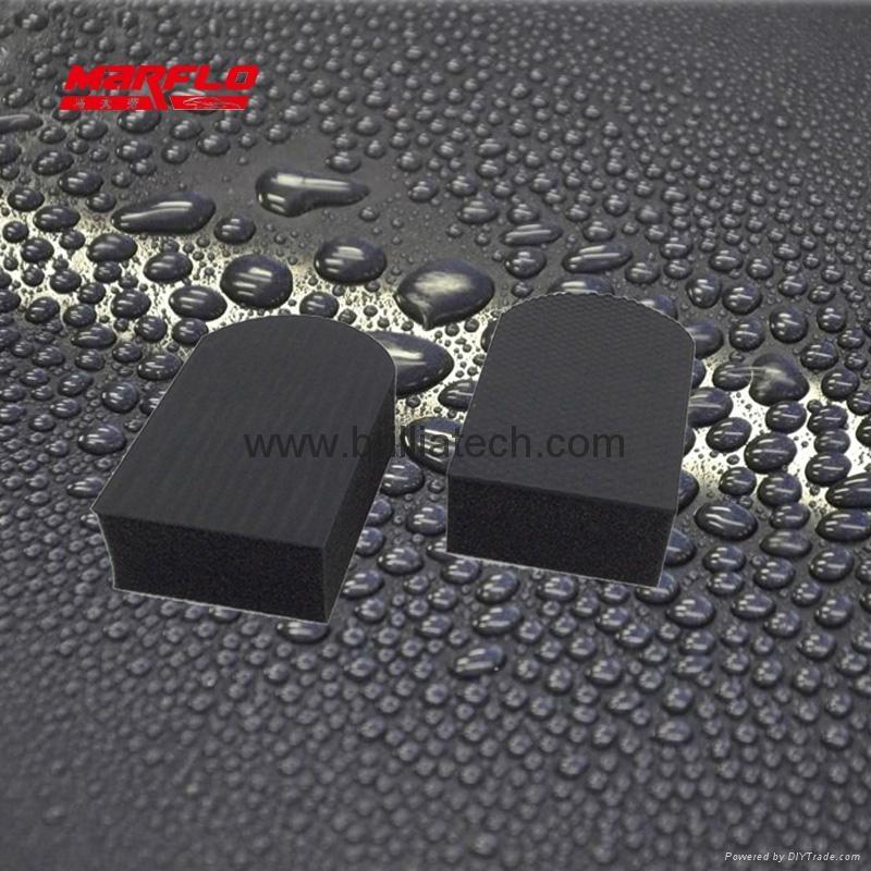 auto detailing sponge