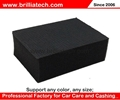car  rub block sponge