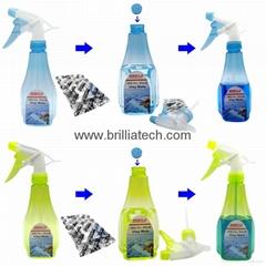 汽车清洗魔法伴侣清理汽车魔法伴侣器皿清洁汽车工具