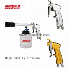 Car cleaning spray gun pneumatic high-pressure car washer, auto tools dry cleane