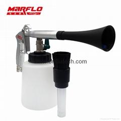Portable Tornado Foams Gun Cleaning Gun for Car Interior Cleaning Tool Free Shi