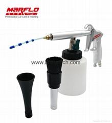 Marflo Portable Tornado Foams Gun Cleaning Gun for Car Interior Cleaning