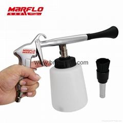 Marflo Portable Tornado Foams Gun Cleaning Gun