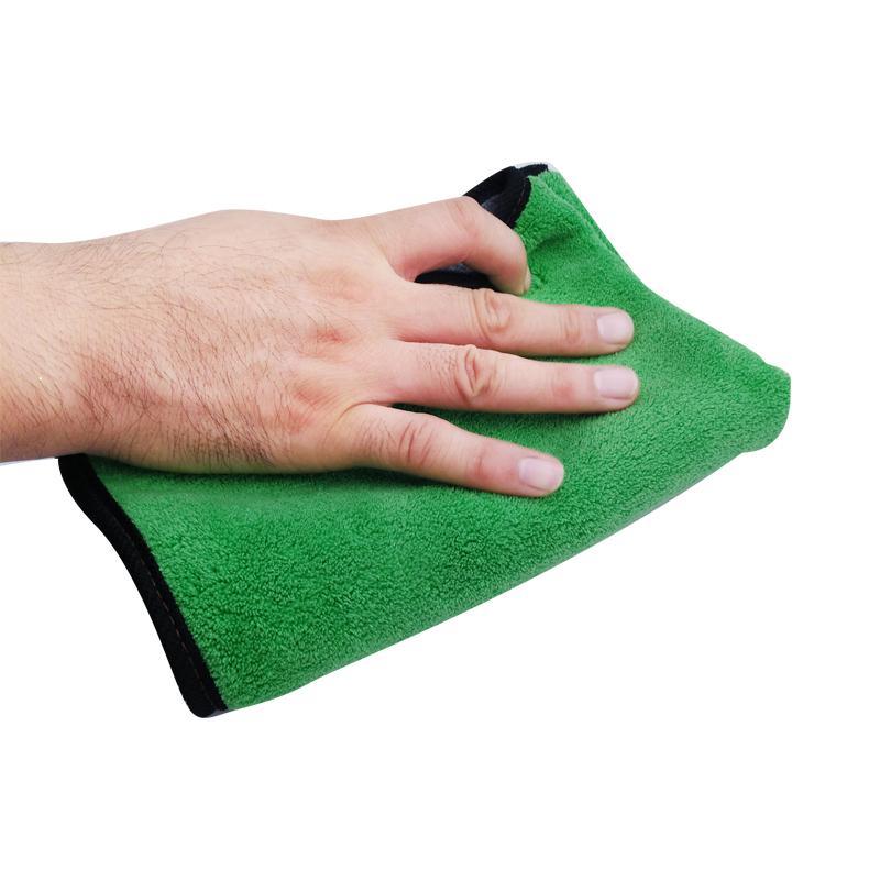 car drying towel