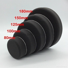 Car Waxing Polishing Sponge Disc Waxing Polishing Supplies Fine Mirror Recovery