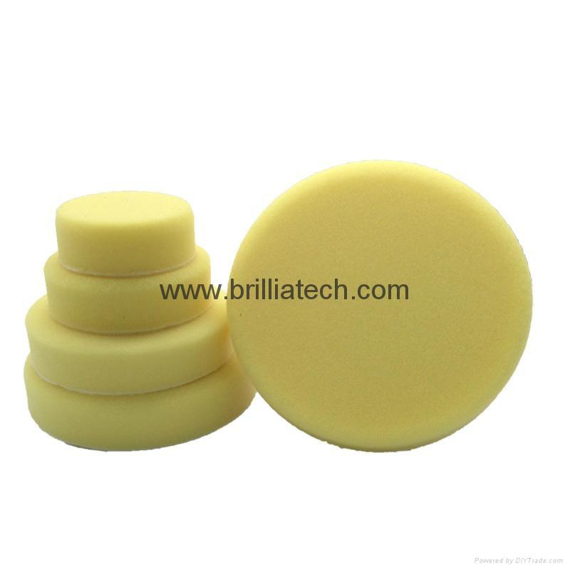Car Hairdressing Mirror Polishing Waxing Machine Recovery Disk Thin Cotton Disc