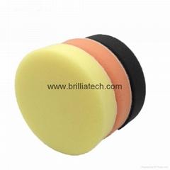 汽車拋光盤打蠟機拋光機研磨盤美容用品拋光蠟海綿輪