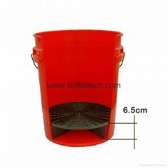 砂石过滤网/砂石隔离网隔离网洗车器具