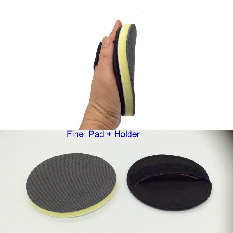 Car  paint wax Applicator