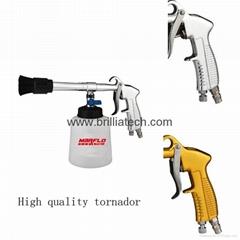 汽車清洗噴槍氣動高壓洗車機,汽車工具乾洗店泡沫龍卷風洗車工具