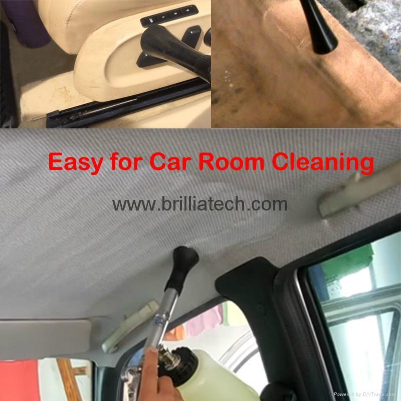 Foam Car Washing