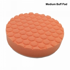 Car Paint Care Polishing Sponge Pad Remove Moderate For Both Rotary and DA Polis