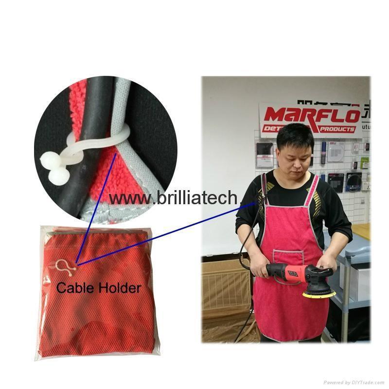 Car Wash Care Microfiber Apron