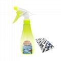 汽車漆面清潔劑瓶潤滑劑2 pc