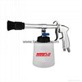 Portable Tornado Bubble Gun Cleaning Gun