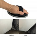 Buffing polishing pad