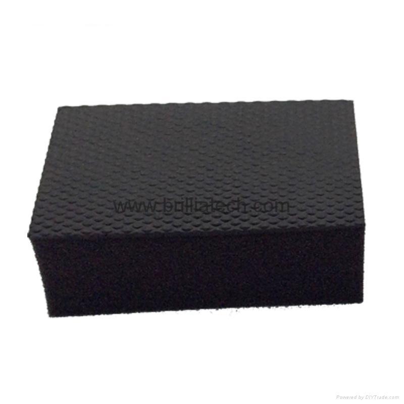 Nano Tech Polymer Magic Clay Bar Pad Block Mitt New Sponges Car Wash Sponge Auto