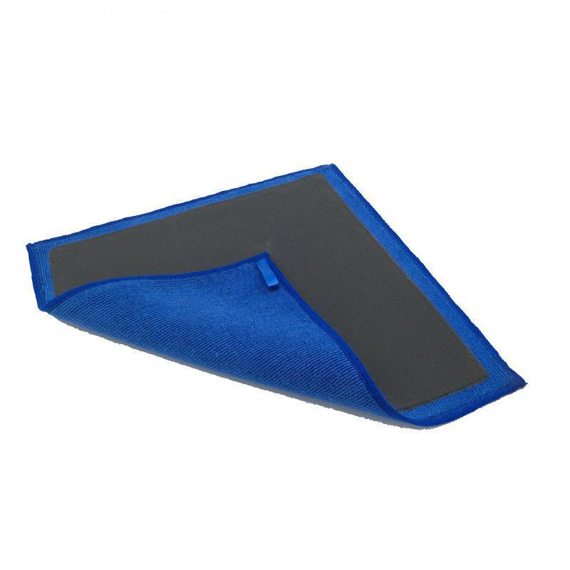 wash clay bar towel