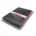 plush microfiber mitt