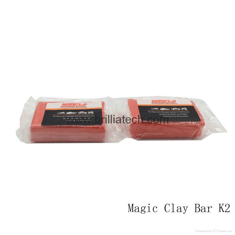 Magic Clay Bar Fine Red