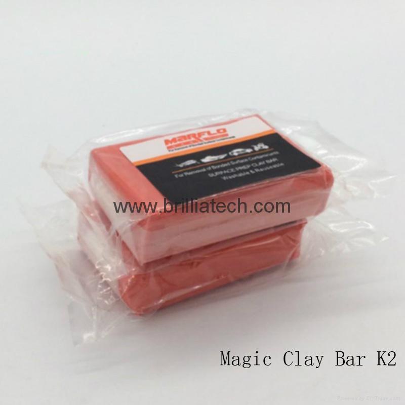 Magic Clay Bar Fine Red