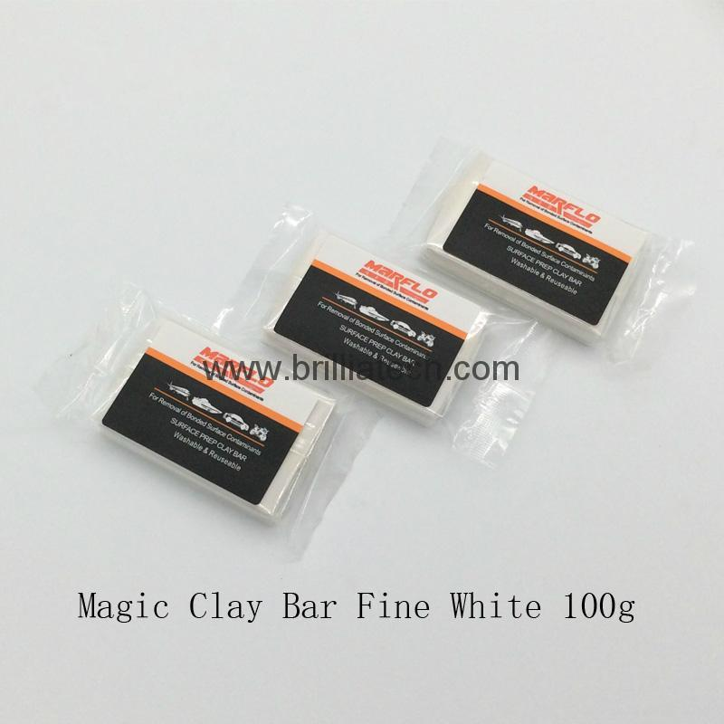 Magic Clay Bar King Grade Red 160g Auto Car Paint Care Cleaning Detailing Washin